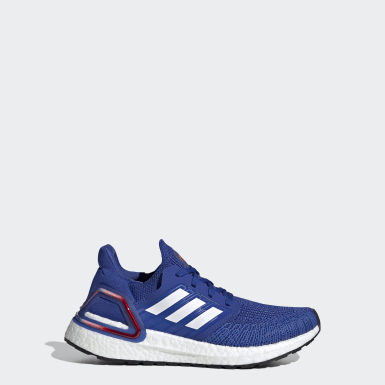 Youth Running Blue Ultraboost 20 Shoes
