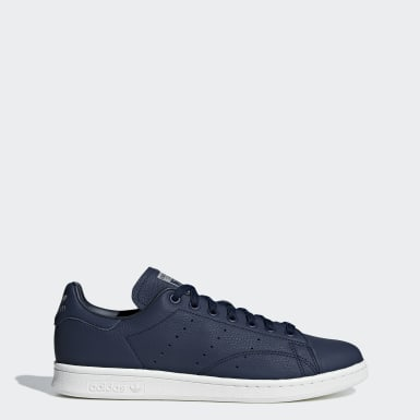 best loved 6e7fe 3be96 Men - Blue - Stan Smith - Shoes | adidas UK
