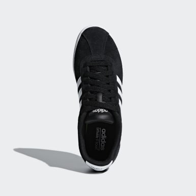 Women Lifestyle Black Courtset Shoes