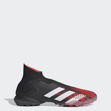 Zapatos de fútbol Predator Mutator 20+ Pasto Sintético Negro Hombre Fútbol