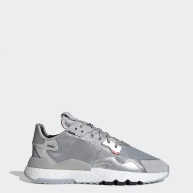 Men Originals Silver Nite Jogger Shoes