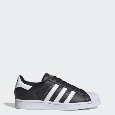 Men's Originals Black Superstar Vegan Shoes