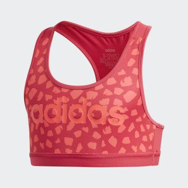 Meisjes Yoga Roze Beha Topje