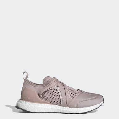 Women adidas by Stella McCartney Pink Ultraboost T Shoes