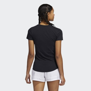 Women Athletics Black Vancouver Tradezone Tee