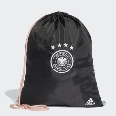 Fußball DFB Sportbeutel Grau