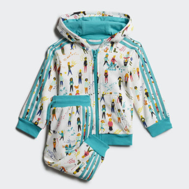 Bebek Originals Çok Renkli Eşofman Takımı
