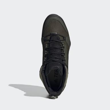 Men TERREX Black Terrex AX3 Mid GORE-TEX Hiking Shoes