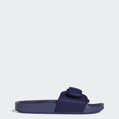Originals Grey Pharrell Williams Boost Slides