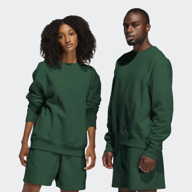 Blusa Moletom Pharrell Williams Basics (UNISEX) Verde Originals
