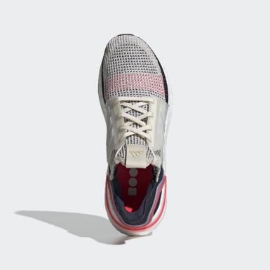 Sapatos Ultraboost 19 Bege Homem Running