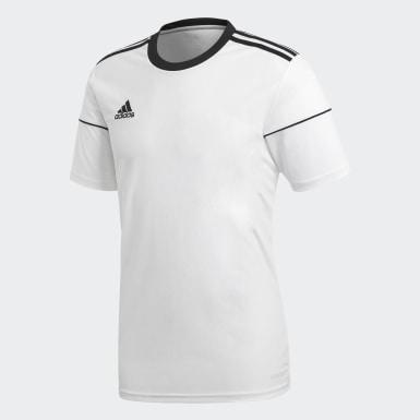 Camisa Squadra 17 Branco Homem Futebol