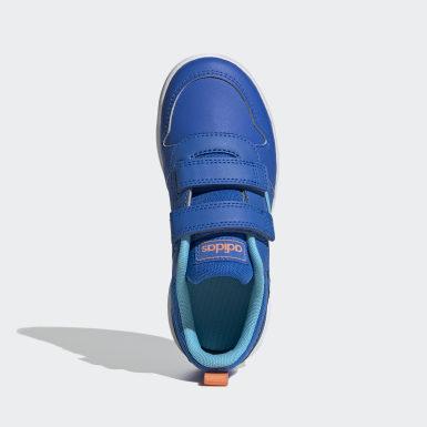 Kids Running Blue Tensaurus Shoes