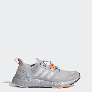 Sapatos WINTER.RDY Ultraboost Cinzento Homem Running