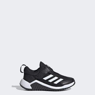 เด็ก วิ่ง สีดำ รองเท้าวิ่ง 4uture Sport