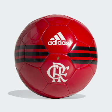 Bola CR Flamengo (UNISSEX) Vermelho Futebol