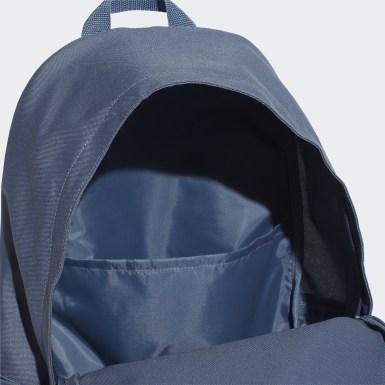 Originals Blue Linear Classic Casual Backpack