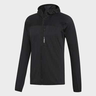 Bluza z kapturem z polaru TraceRocker