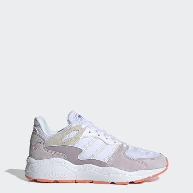 Frauen Running Crazychaos Schuh Weiß