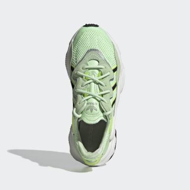 Chaussure OZWEEGO vert Adolescents Originals