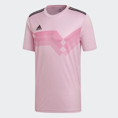 розовый Футболка Campeon 19