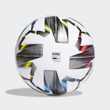 Football White UEFA Nations League Pro Ball