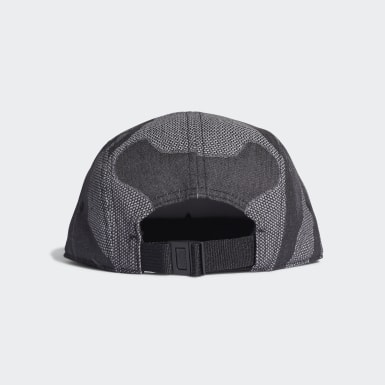 Training 5-Panel Graphic Kappe Schwarz