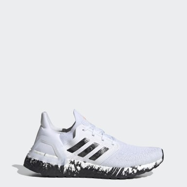 Tênis Ultraboost 20 Branco Mulher Ciclismo