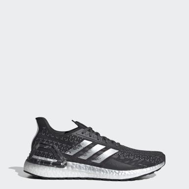 Men Running Grey Ultraboost PB Shoes