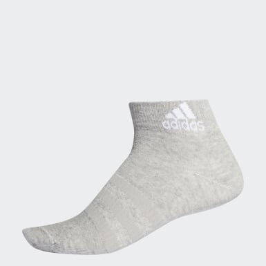 Training Grey Ankle Socks