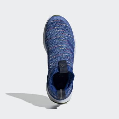 Chaussure RapidaRun Bleu Enfants Running