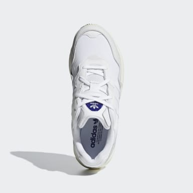 Men's Originals White Yung-96 Shoes