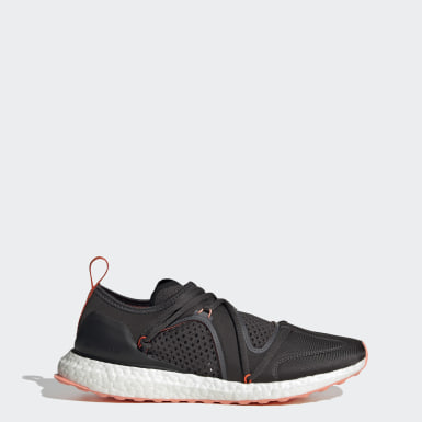 Dames adidas by Stella McCartney Zwart Ultraboost T Schoenen