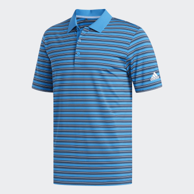 Ultimate365 3-Color Stripe Polo