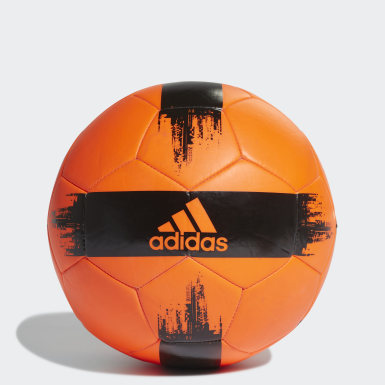 Men Football Orange EPP 2 Ball