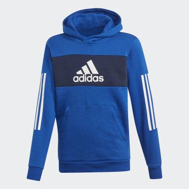 Sport ID Pullover Niebieski