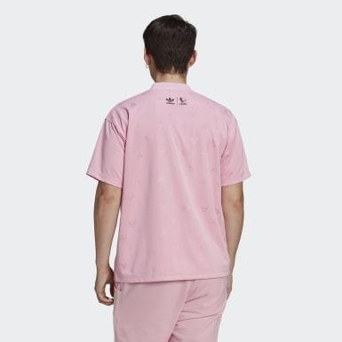 Camiseta Ninja (Género neutro) Rosa Originals