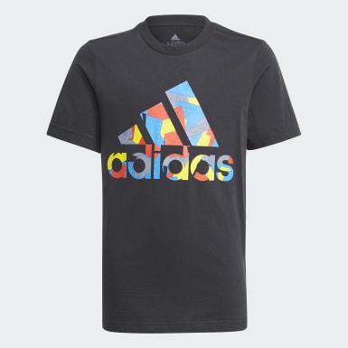 T-shirt adidas x Classic LEGO® Graphic noir Adolescents Entraînement