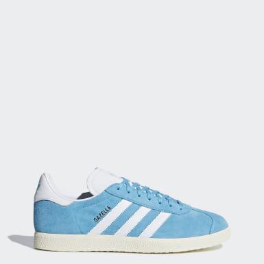 bddd39a70c Men - Blue - Originals - Gazelle - Shoes | adidas US