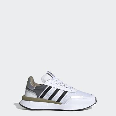 Børn Originals Hvid Retroset sko