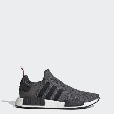 Men Originals Grey NMD_R1 Shoes