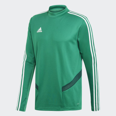 Men Training Green Tiro 19 Training Top