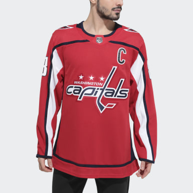 Hockey Red Capitals Ovechkin Home Authentic Pro Jersey