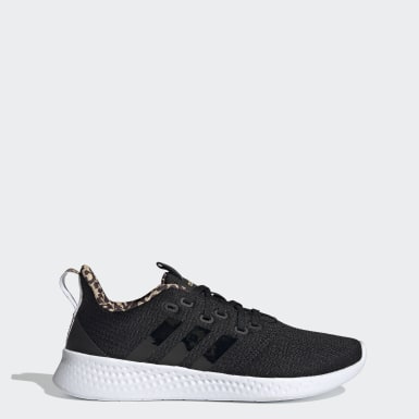 Women Walking Black Puremotion Shoes