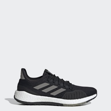 Men Running Black Pulseboost HD SUMMER.RDY Shoes