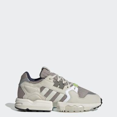 Sapatos ZX Torsion Bege Mulher Originals
