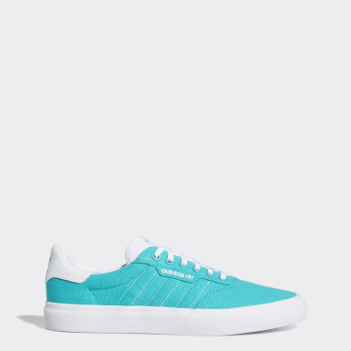 Heren Originals Turquoise 3MC Schoenen