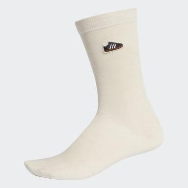 Originals Beige Samba Socks