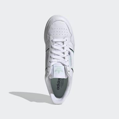 Chaussure Continental 80 Blanc Originals