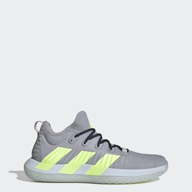 Sapatos de Andebol Primeblue Stabil Next Gen Cinzento Netball